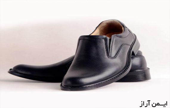کفش کارمندی بدون بند