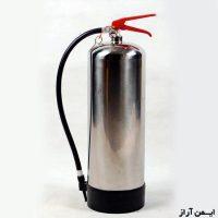 کپسول آب و گاز استیل