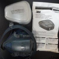 پک کامل ماسک ایمنی 3m