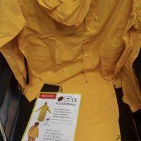 لباس ضد اسید دو تکه