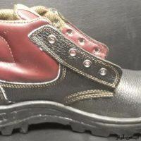 کفش ایمنی AZARPA با علامت استاندارد