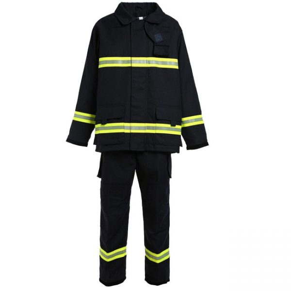 لباس کار عملیاتی آتش نشانی انواع لباس کار