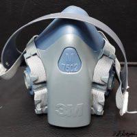 ماسک سیلیکونی 3m 7502