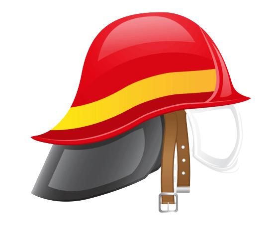 تجهیزات ایمنی کلاه ایمنی