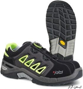 ویژگی های کفش ایمنی