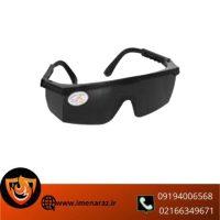 عینک UV400 دودی